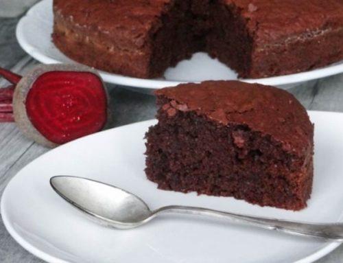 Recette: Gâteau Chocolat Betterave