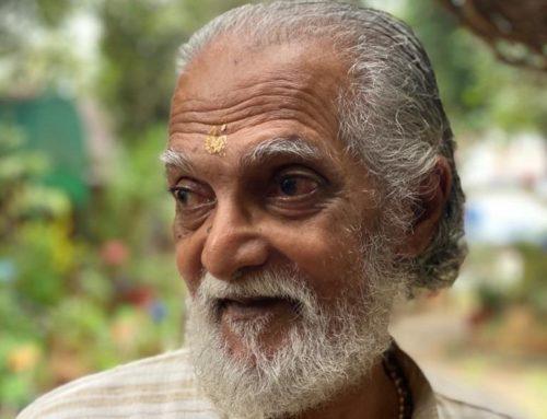 """La Règle """"deux fois"""", Rencontre avec Dr. Vasudevan"""