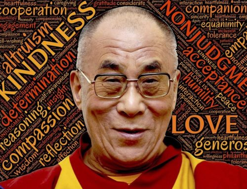 Message from His Holiness the Dalai Lama