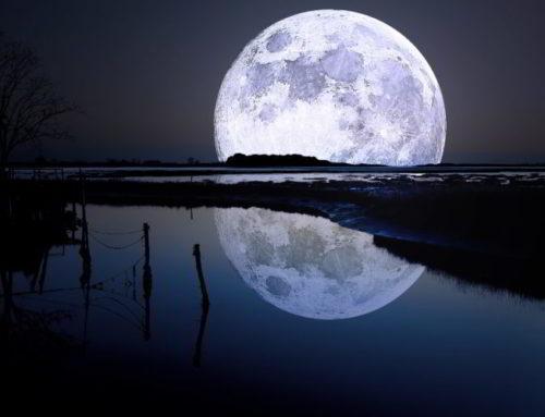 Pleine Lune du 9 Mars