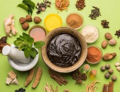 Chyawanprash, a tasty ayurvedic C vitamin jam