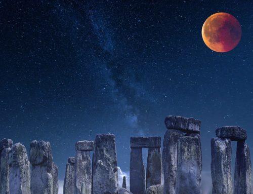 Eclipse & Pleine Lune du 30 Novembre