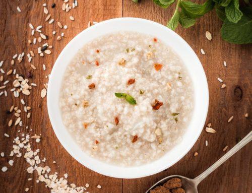 Porridge de Millet